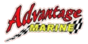 Advantage Marine Repair Logo