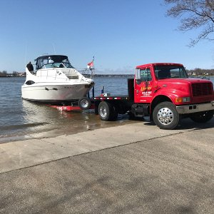 haul out services boat storage advantage marine