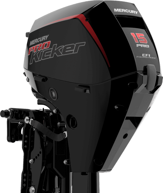 mercury outboard motors fourstroke pro kicker
