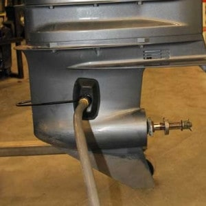 Winterization of Boat - Outboard Motors - Advantage Marine
