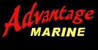 Advantage Marine Repair Logo